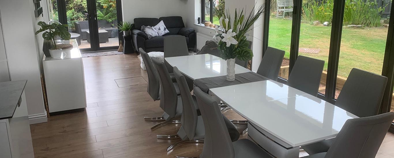 House Extensions Devon